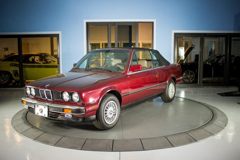 1990 BMW 325IC