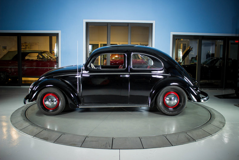 1955 Volkswagen Beetle | Classic Cars & Used Cars For Sale in Tampa, FL