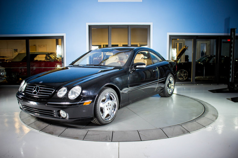2001 Mercedes Benz CL-600 For Sale