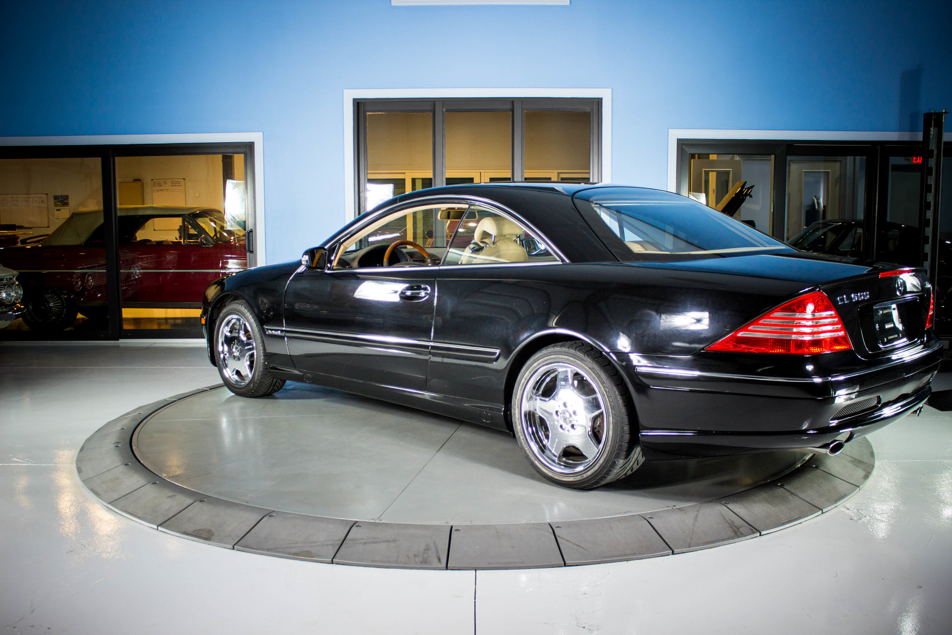 2001 Mercedes Benz CL-600 | Classic Cars & Used Cars For ...