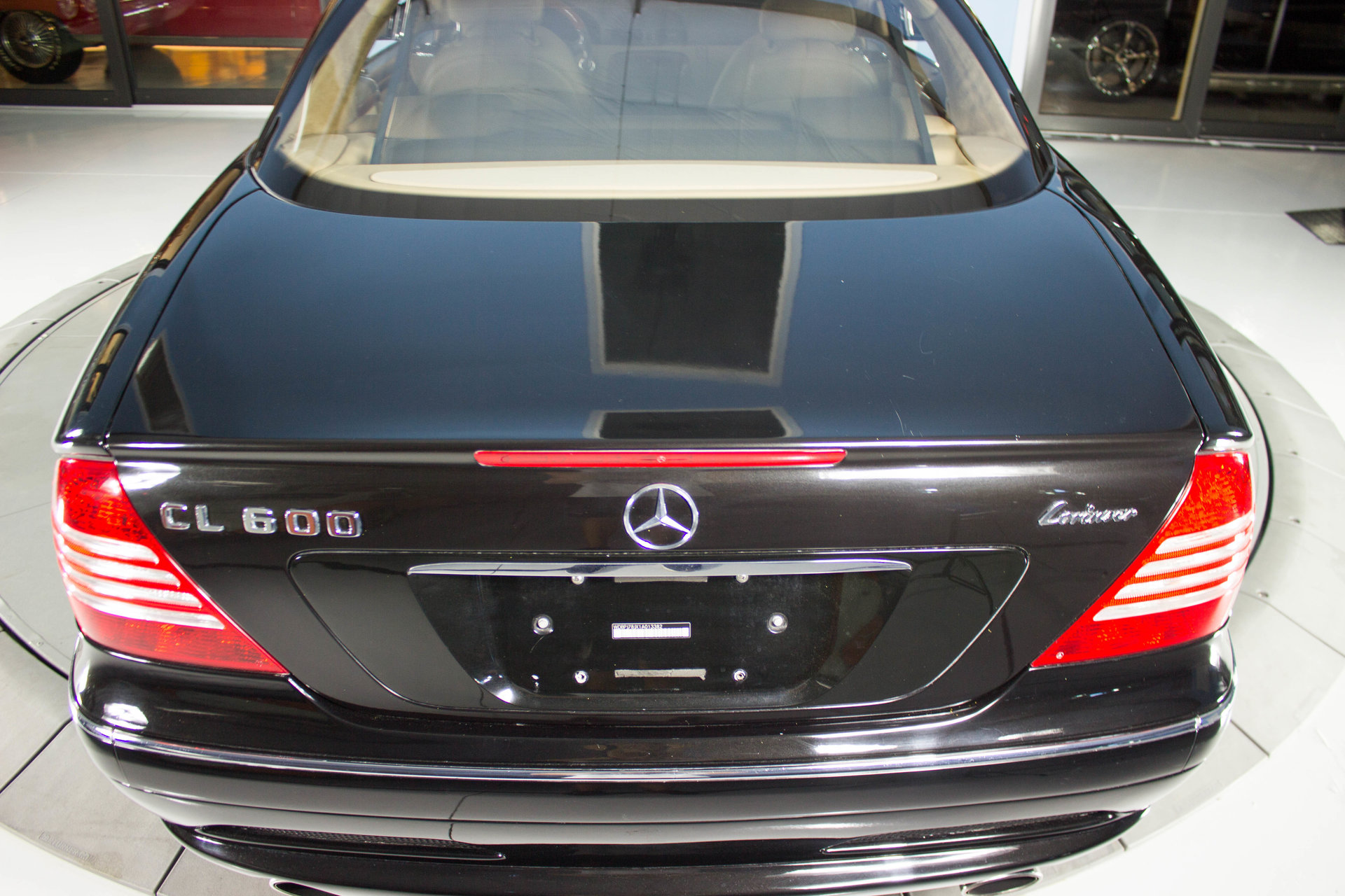 2001 mercedes benz cl 600 classic cars used cars for sale in tampa fl. Black Bedroom Furniture Sets. Home Design Ideas