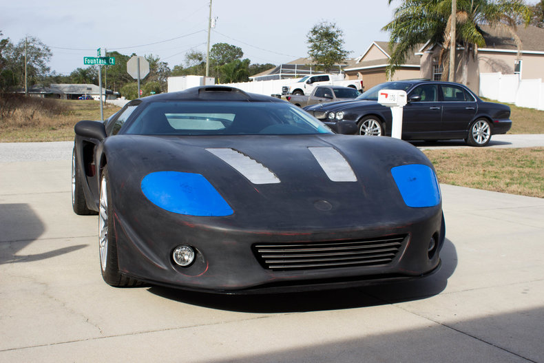 2017 Factory Five GTM