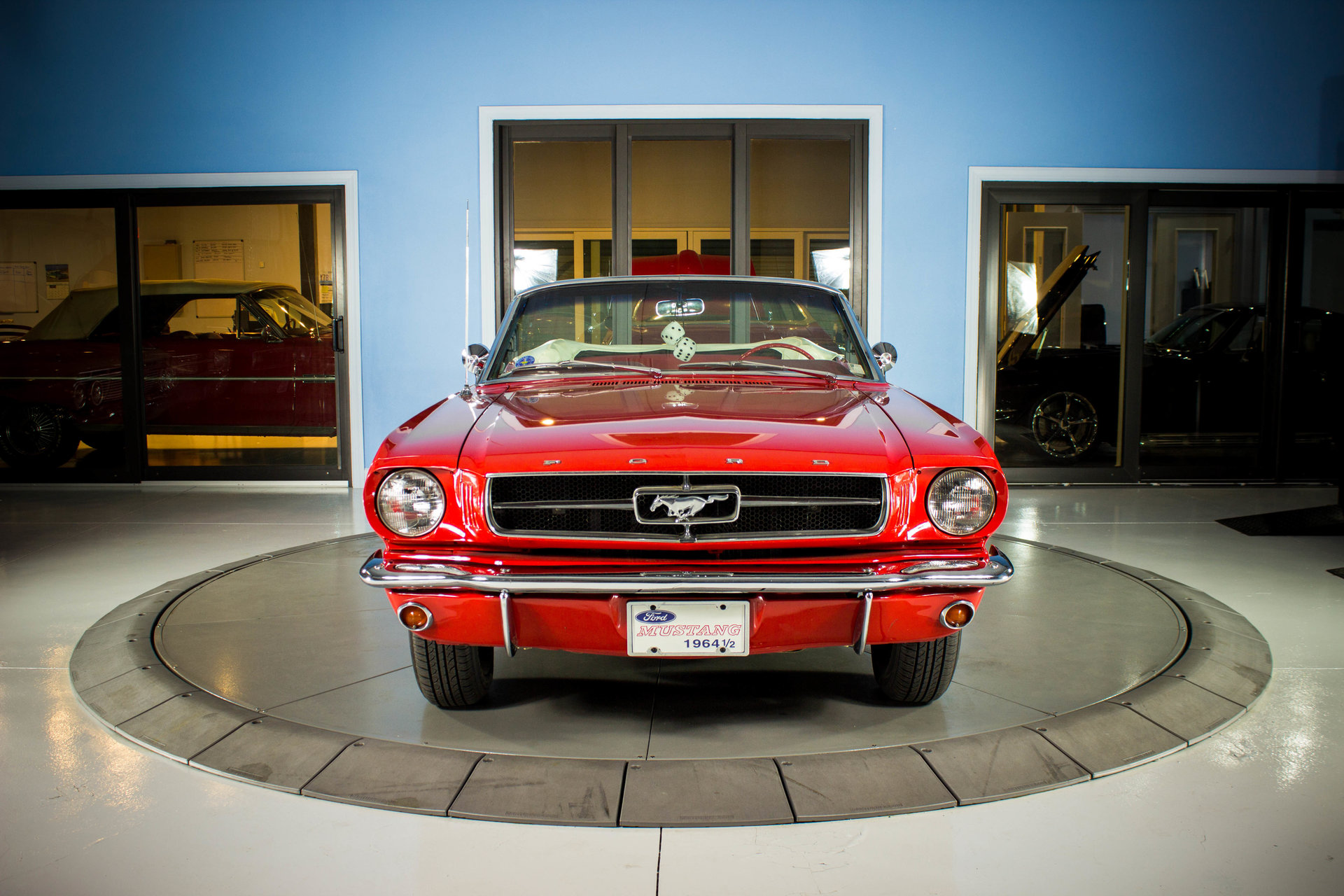1965 Ford Mustang Berlin Motors 1964 Paint Colors For Sale