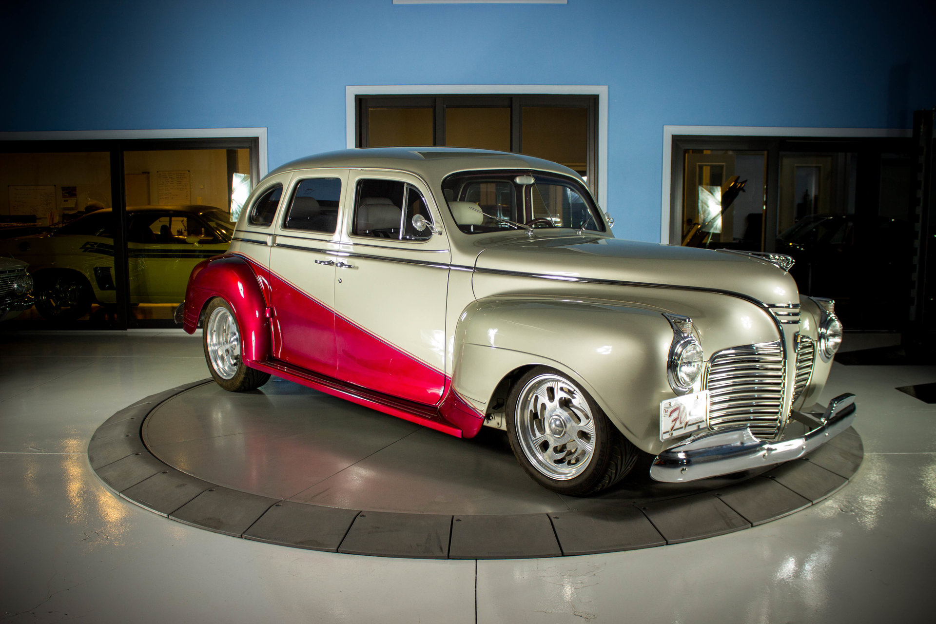 1941 Plymouth P12 Special Deluxe Classic Cars Used For Sale 4 Door