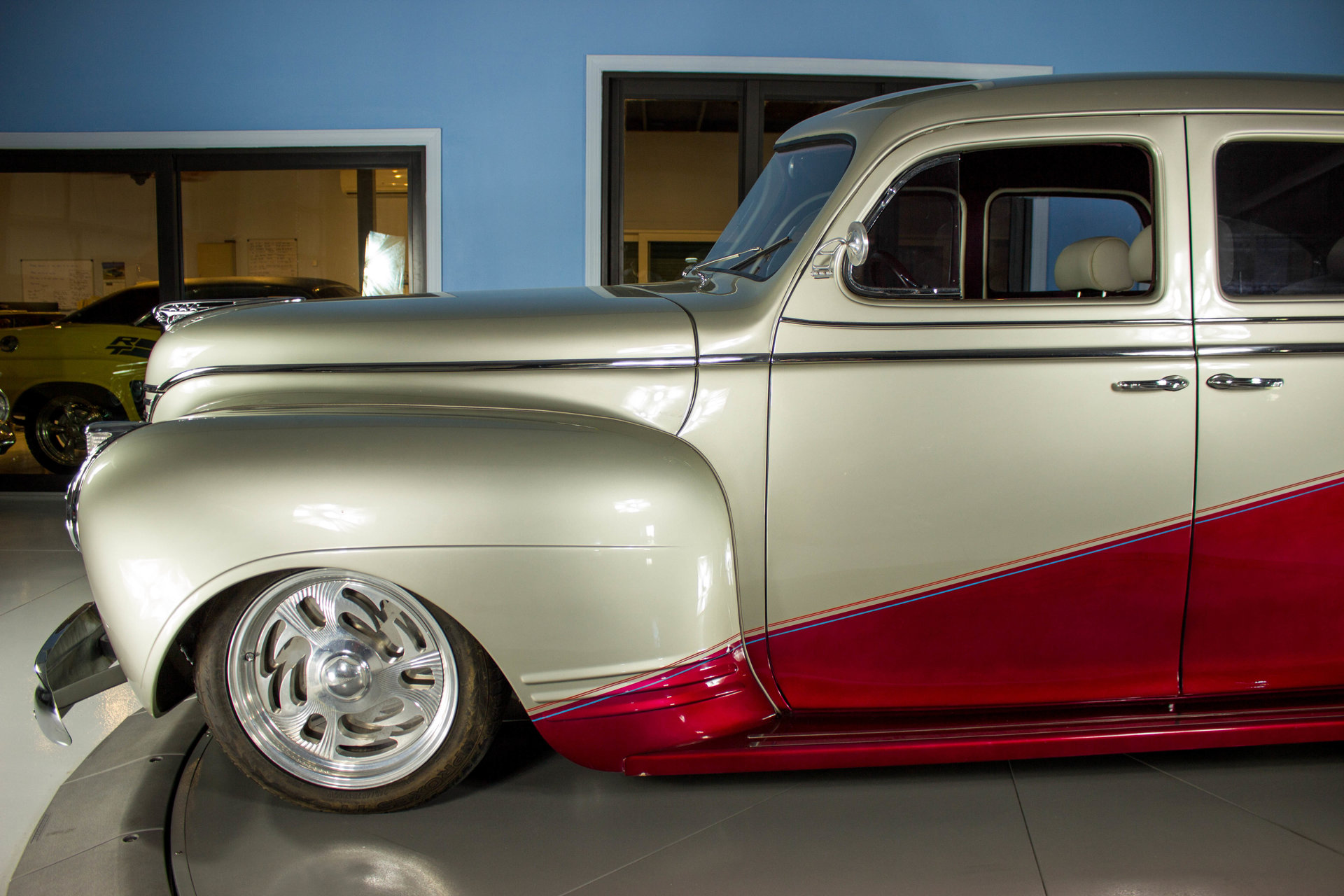 1941 Plymouth P12 Special Deluxe Classic Cars Used For Sale Parts