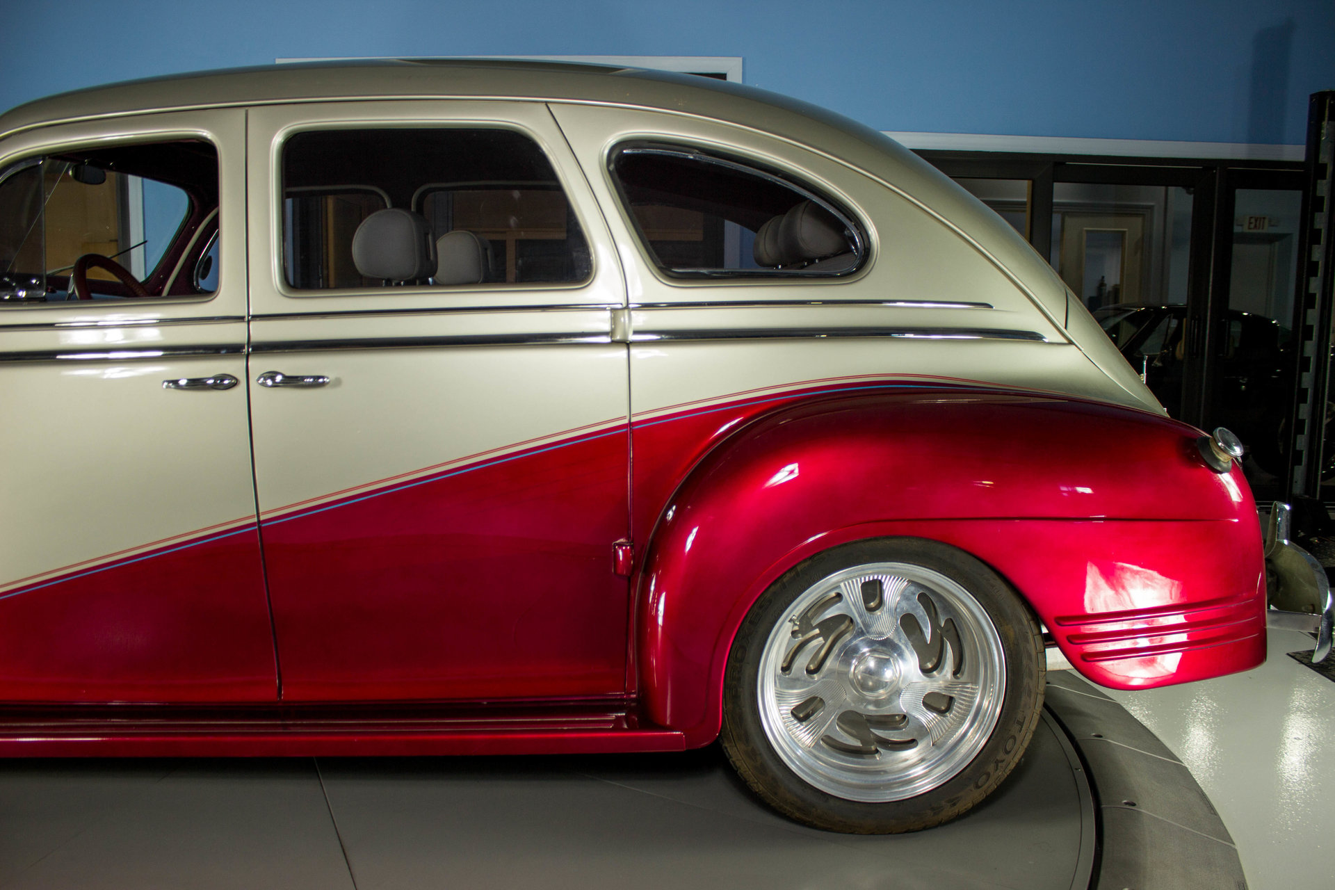 1941 Plymouth P12 Special Deluxe For Sale 81793 Mcg Coupe