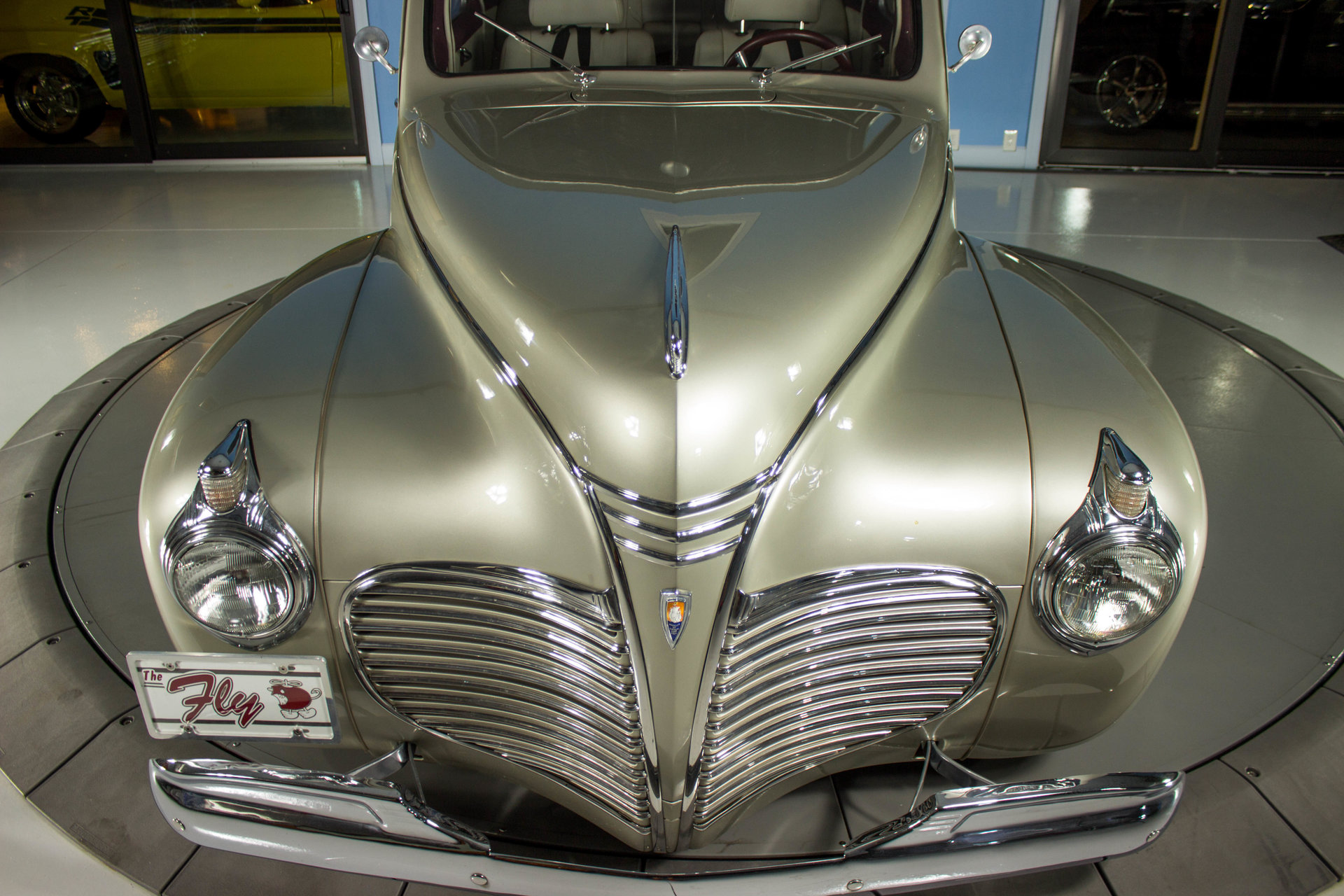 1941 Plymouth P12 Special Deluxe Berlin Motors Business Coupe For Sale