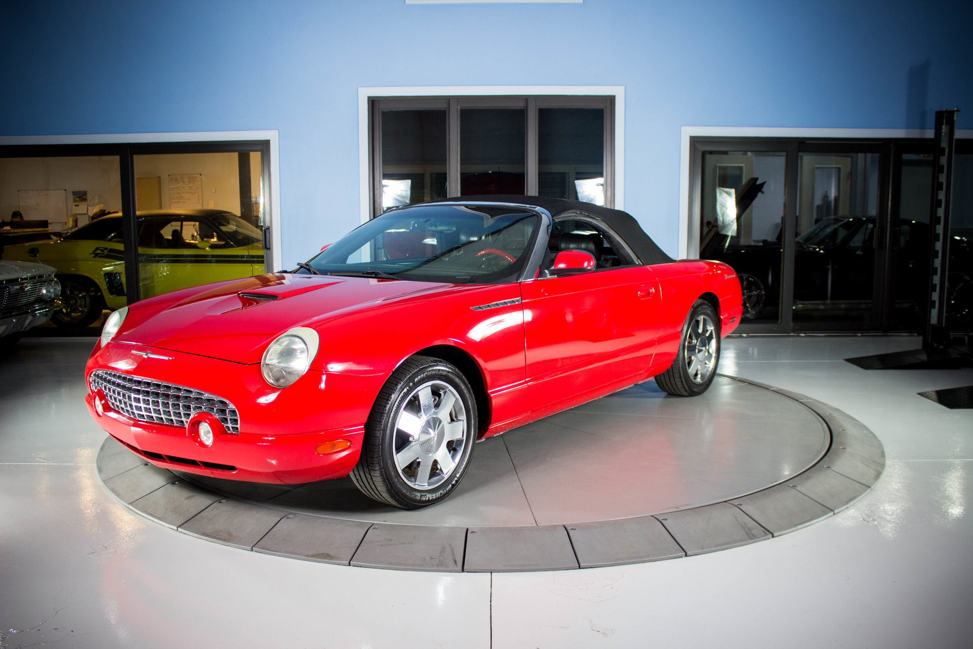 70908a6d4144 hd 2002 ford thunderbird