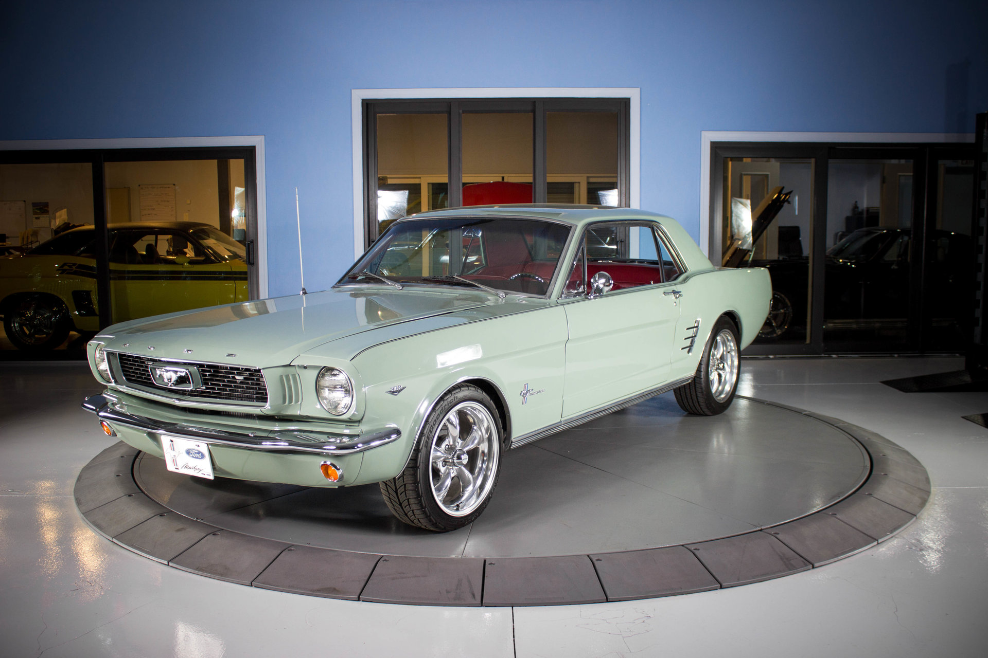 1966 ford mustang classic cars used cars for sale in tampa fl. Black Bedroom Furniture Sets. Home Design Ideas
