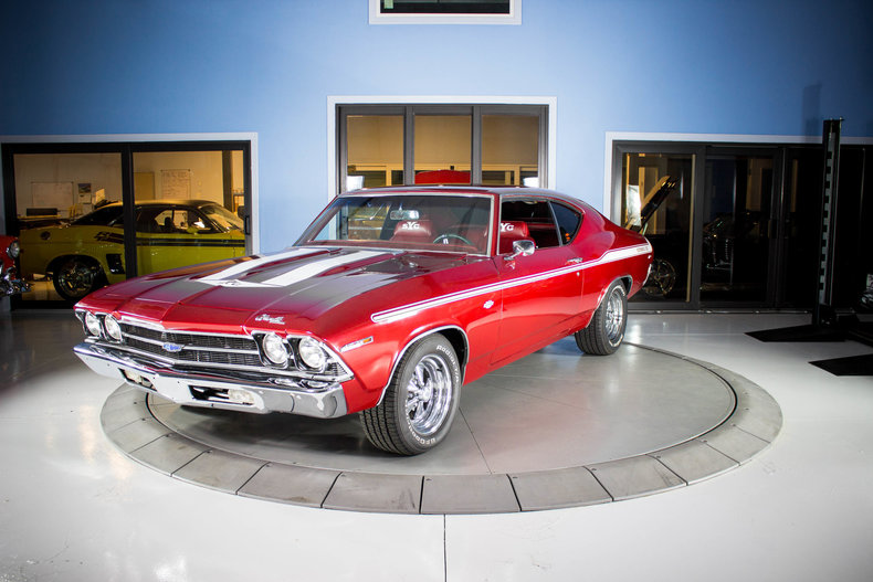 1969 chevrolet chevelle classic cars used cars for sale in tampa fl. Black Bedroom Furniture Sets. Home Design Ideas