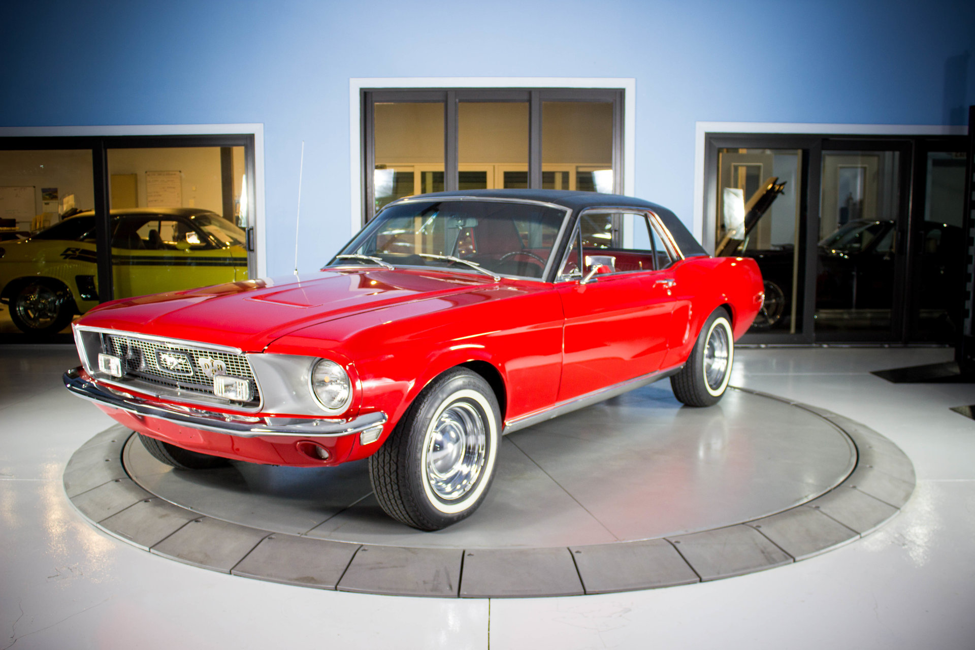 7454c31a4a8f hd 1968 ford mustang