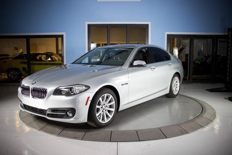 2015 BMW 535d