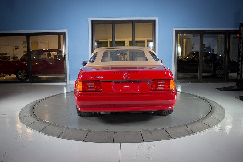 1991 Mercedes Benz 500 SEL 4