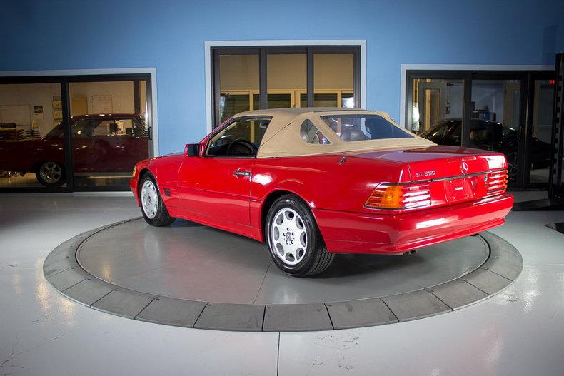 1991 Mercedes Benz 500 SEL 3