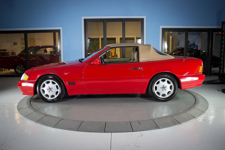 1991 Mercedes Benz 500 SEL 2