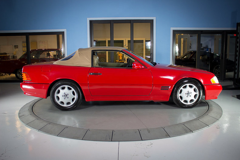 1991 Mercedes Benz 500 SEL 6