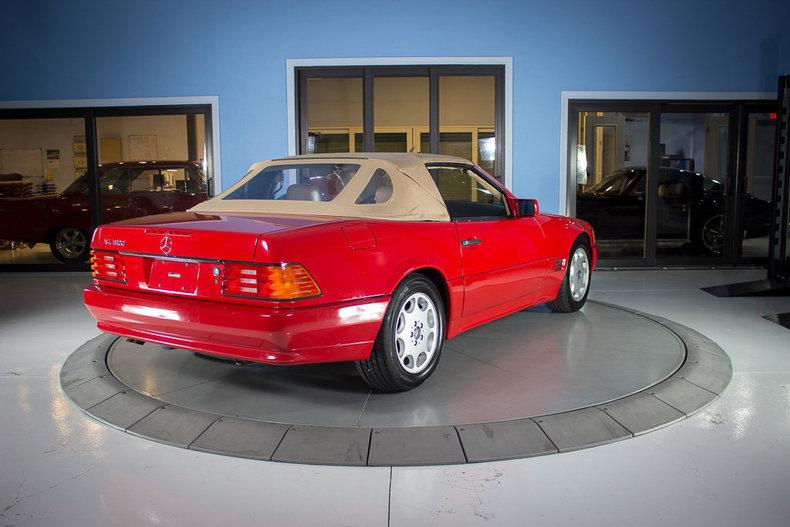 1991 Mercedes Benz 500 SEL 5