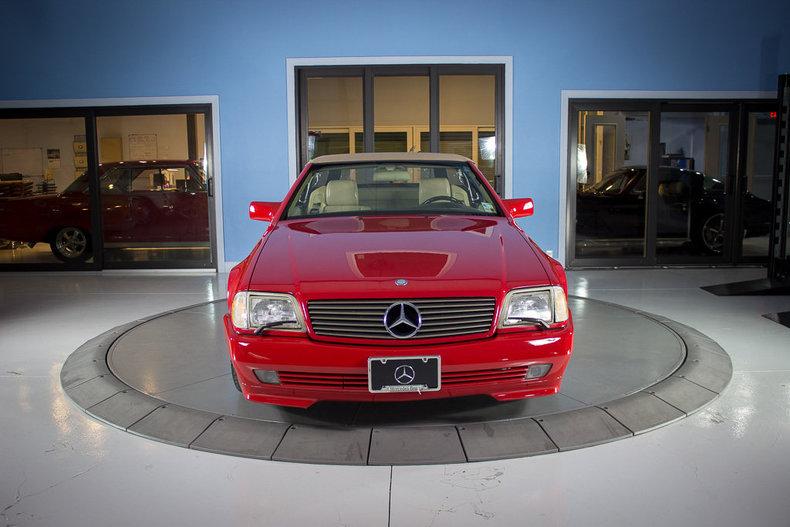 1991 Mercedes Benz 500 SEL 8