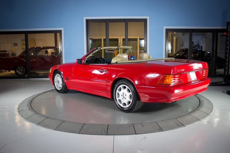 1991 Mercedes Benz 500 SEL 11