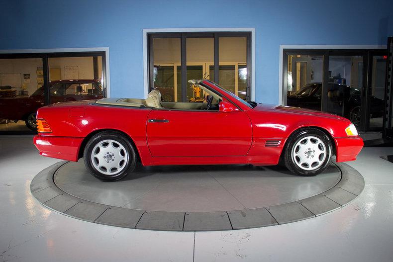 1991 Mercedes Benz 500 SEL 14
