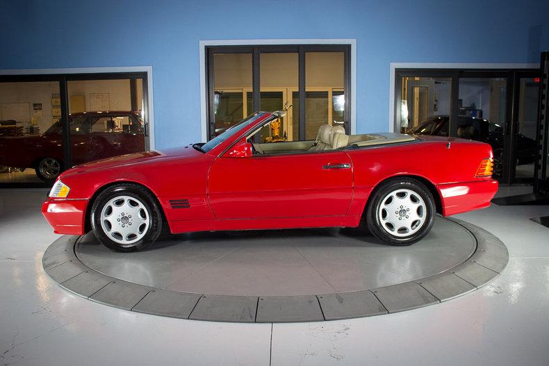 1991 Mercedes Benz 500 SEL 10