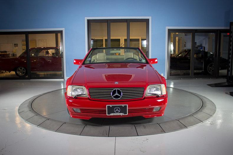 1991 Mercedes Benz 500 SEL 16
