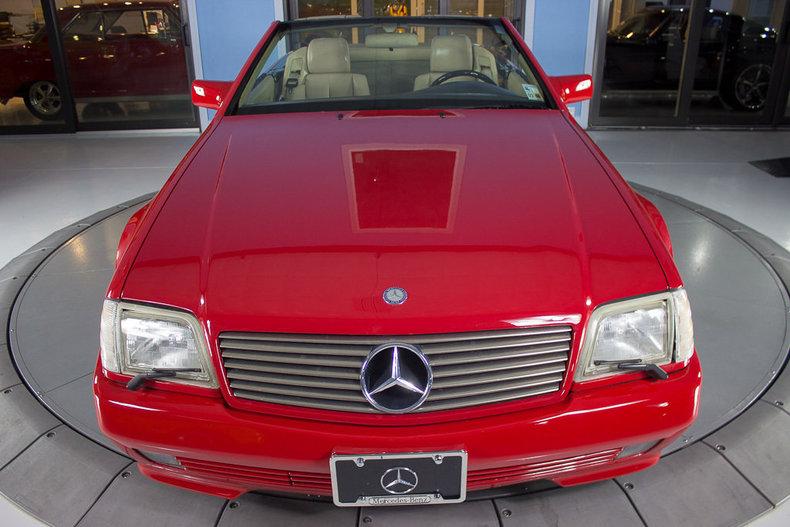 1991 Mercedes Benz 500 SEL 17