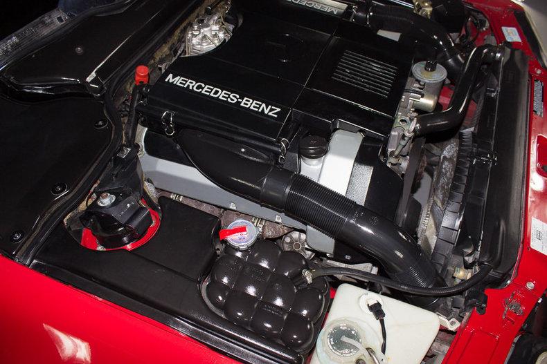 1991 Mercedes Benz 500 SEL 24