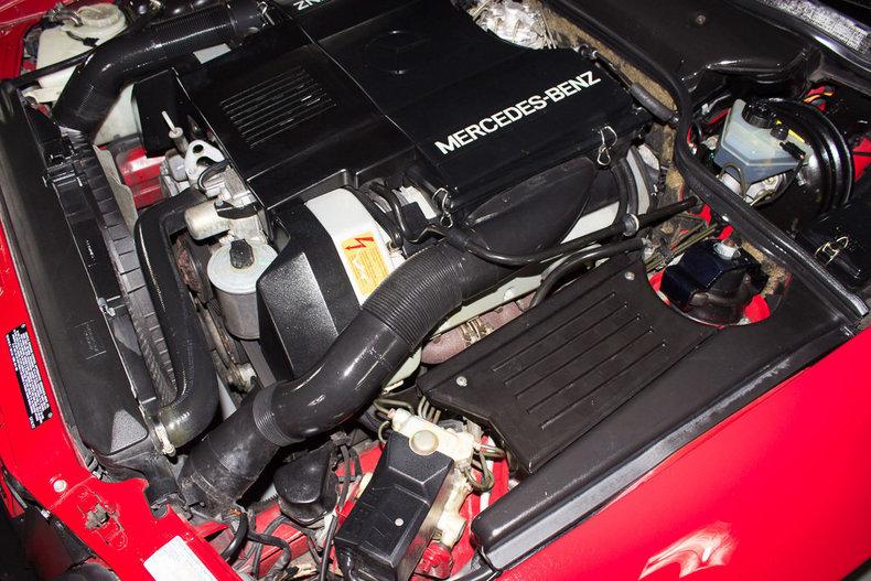 1991 Mercedes Benz 500 SEL 25