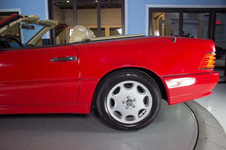 1991 Mercedes Benz 500 SEL 19