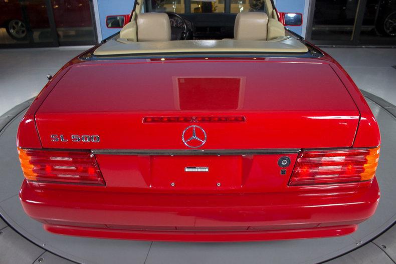 1991 Mercedes Benz 500 SEL 22