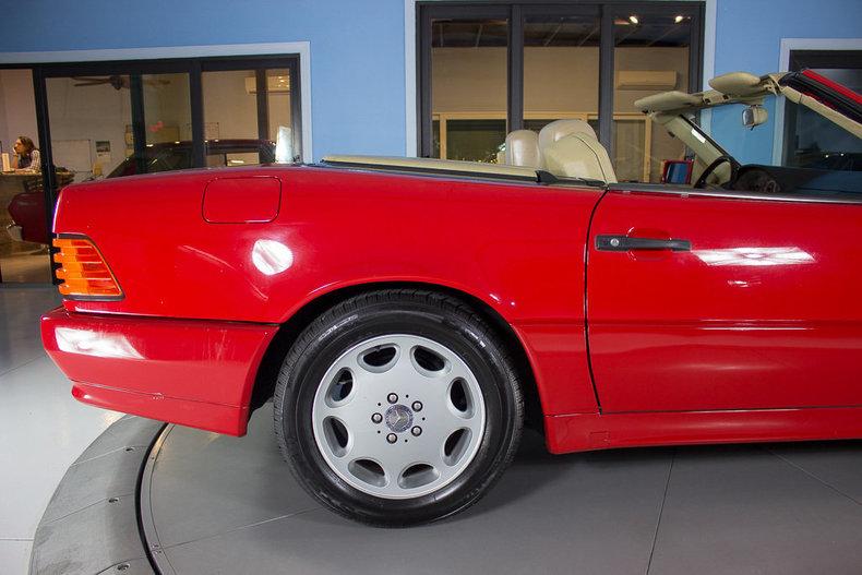 1991 Mercedes Benz 500 SEL 20