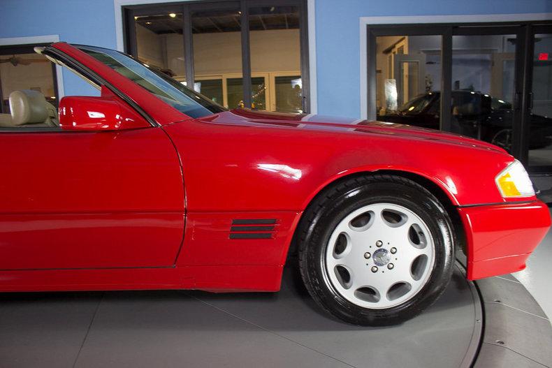 1991 Mercedes Benz 500 SEL 21