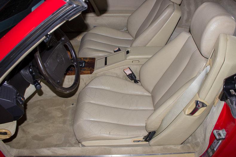 1991 Mercedes Benz 500 SEL 32