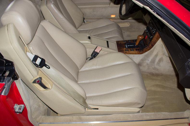 1991 Mercedes Benz 500 SEL 37