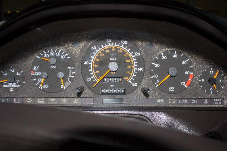 1991 Mercedes Benz 500 SEL 35
