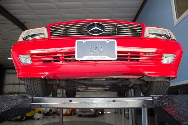 1991 Mercedes Benz 500 SEL 39