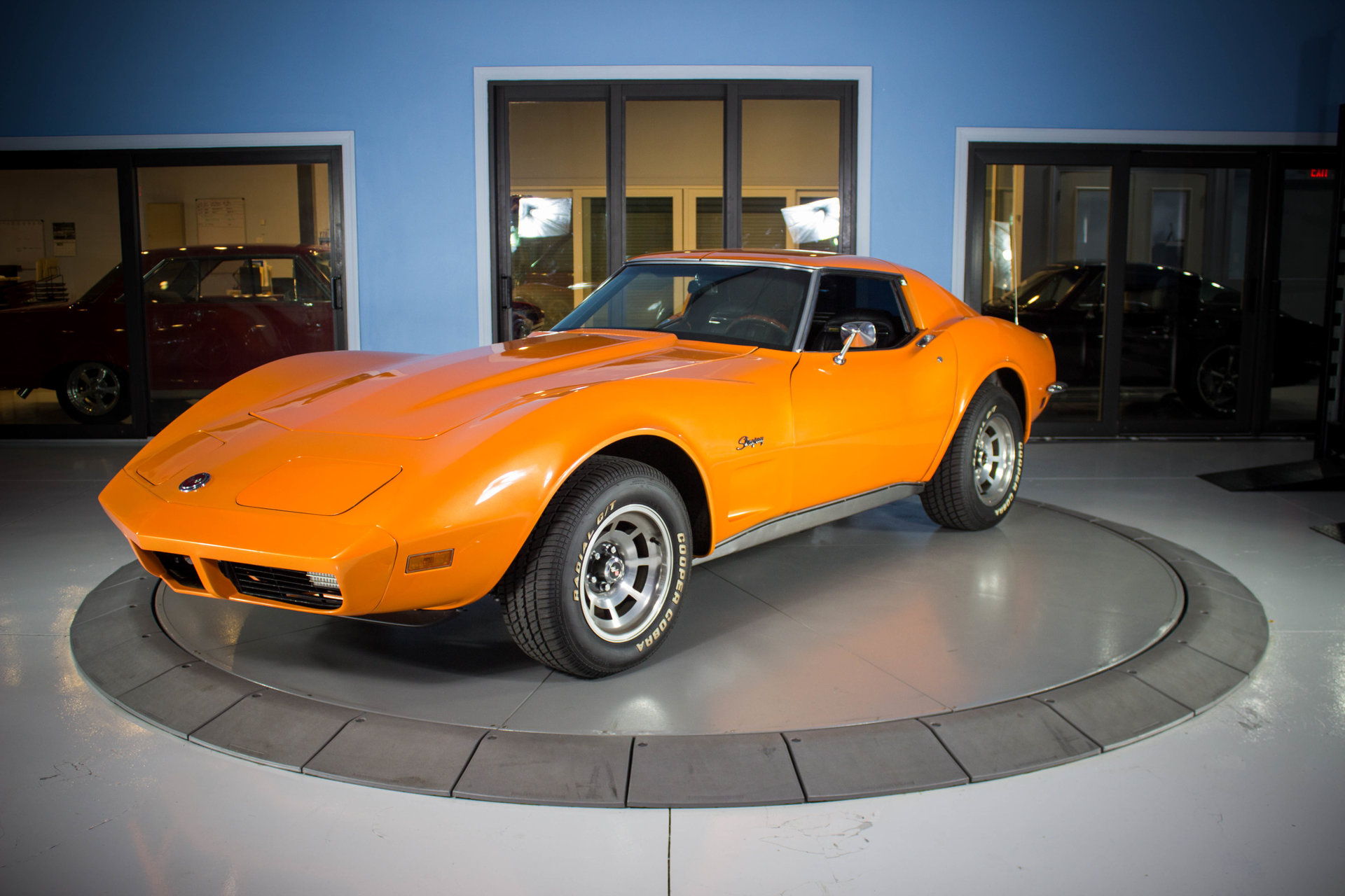 7979d814f196 hd 1977 chevrolet corvette stingray