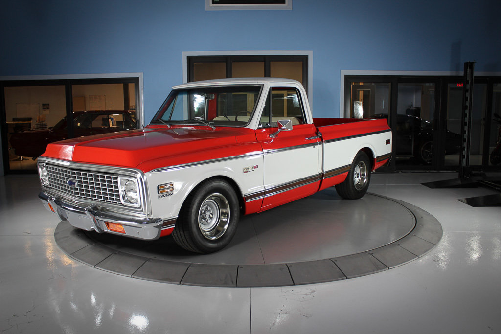 1972 chevrolet c10 classic cars used cars for sale in tampa fl. Black Bedroom Furniture Sets. Home Design Ideas