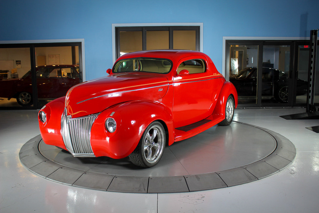 1940 ford 3 window cp classic cars used cars for sale in tampa fl. Black Bedroom Furniture Sets. Home Design Ideas