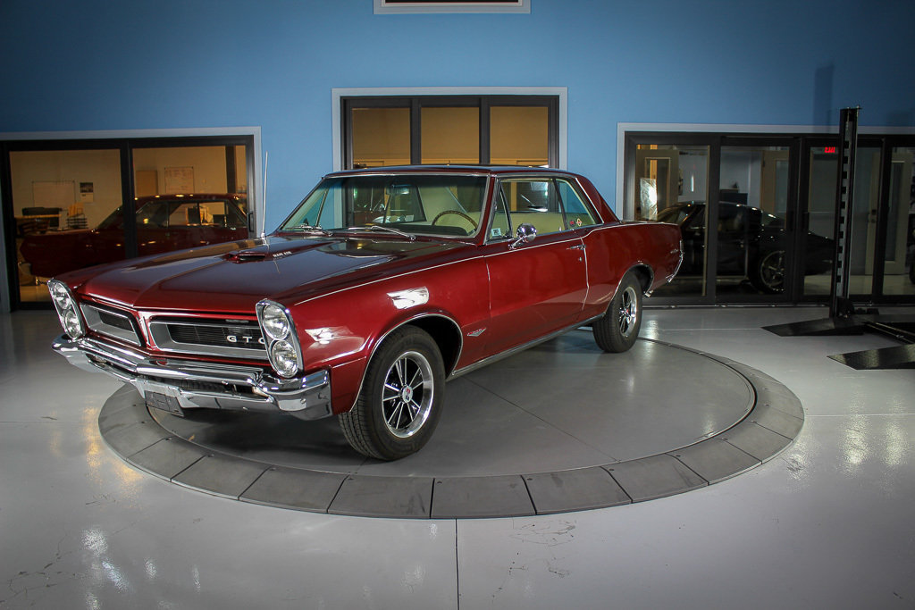 1965 pontiac gto classic cars used cars for sale in tampa fl. Black Bedroom Furniture Sets. Home Design Ideas