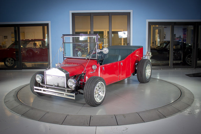 1927 Ford VW Model T Phaeton