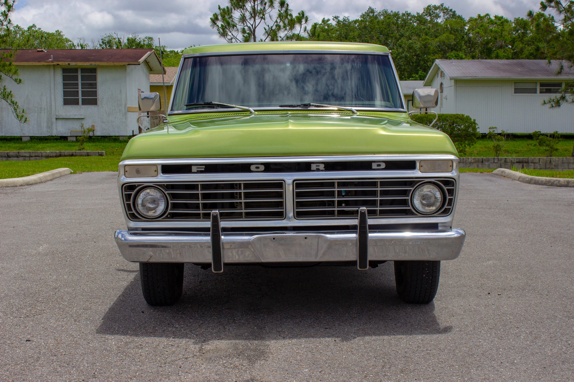 1975 Ford F150 Supercab for sale #91964 | MCG
