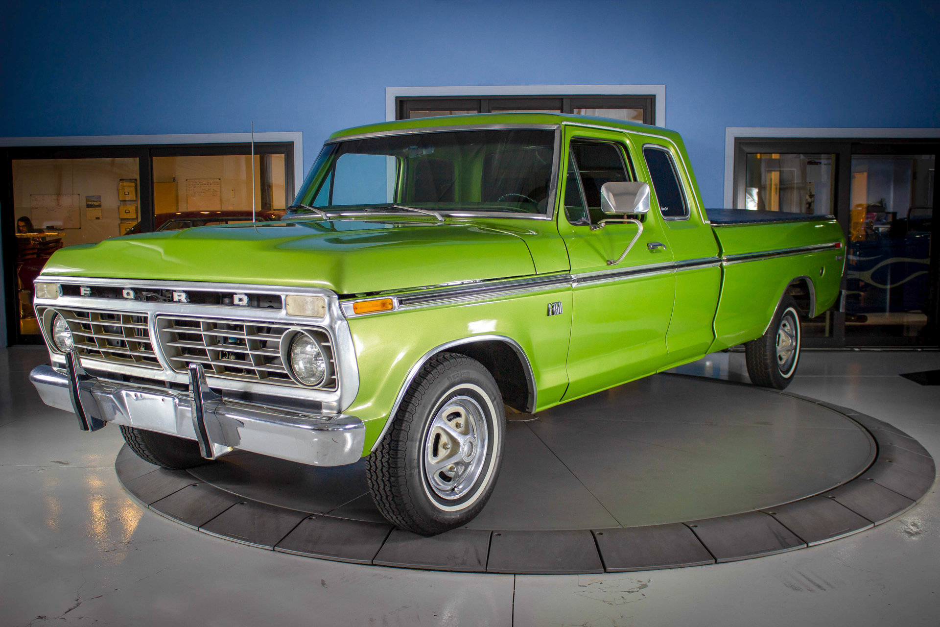 1975 ford f150 classic cars used cars for sale in tampa fl. Black Bedroom Furniture Sets. Home Design Ideas