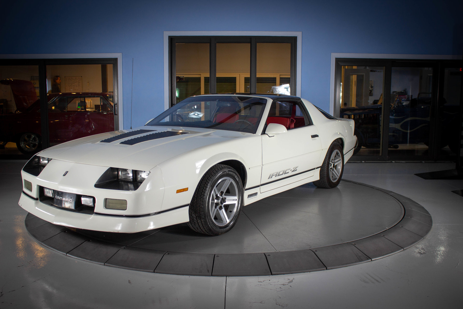 1987 chevrolet camaro classic cars used cars for sale in tampa fl. Black Bedroom Furniture Sets. Home Design Ideas