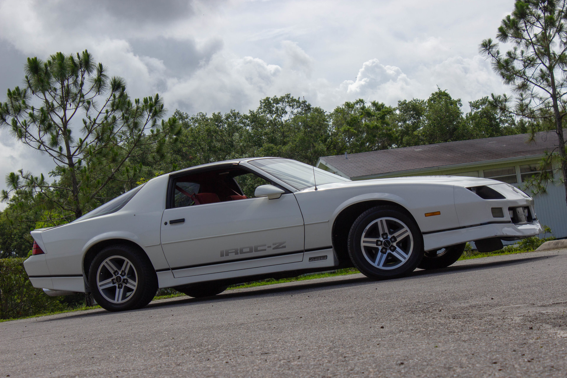 1987 Chevrolet Camaro Classic Cars Amp Used Cars For Sale