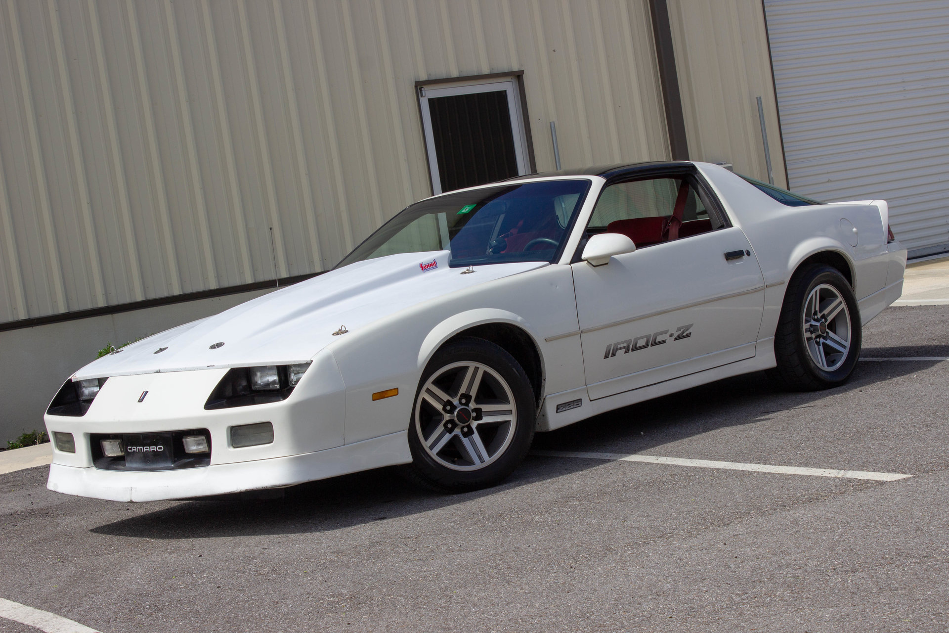 1986 Chevrolet Camaro Classic Cars Amp Used Cars For Sale