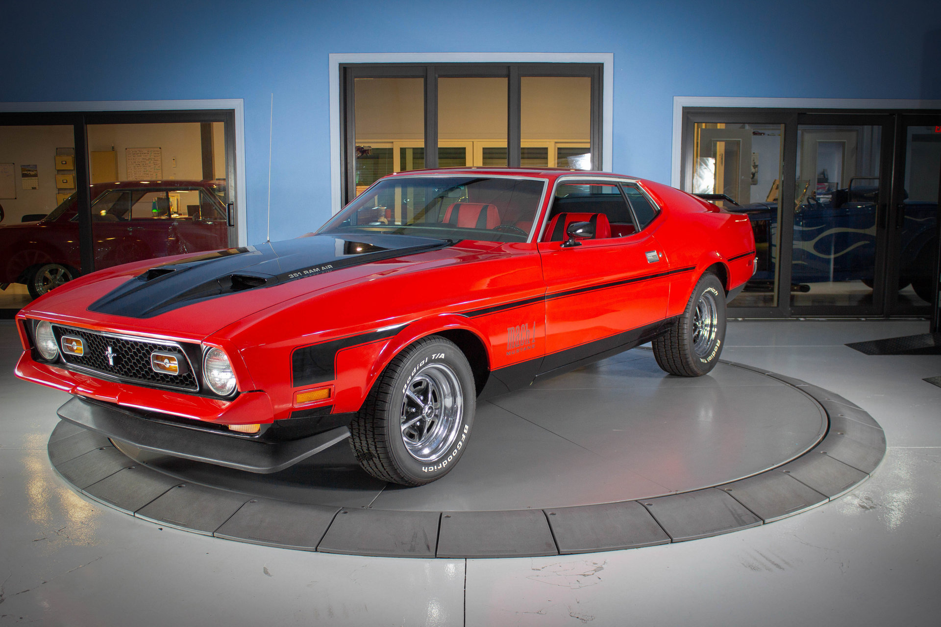 1168079e648cf hd 1972 ford mustang fastback