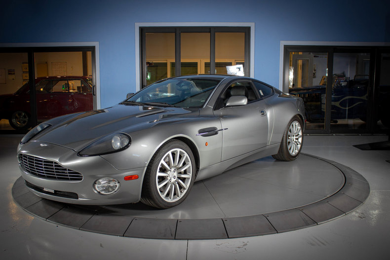 Aston Martin Vanquish Classic Cars Used Cars For Sale In - Aston martin tampa