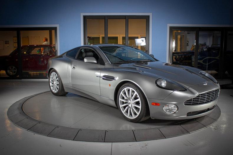 2003 Aston Martin Vanquish 7